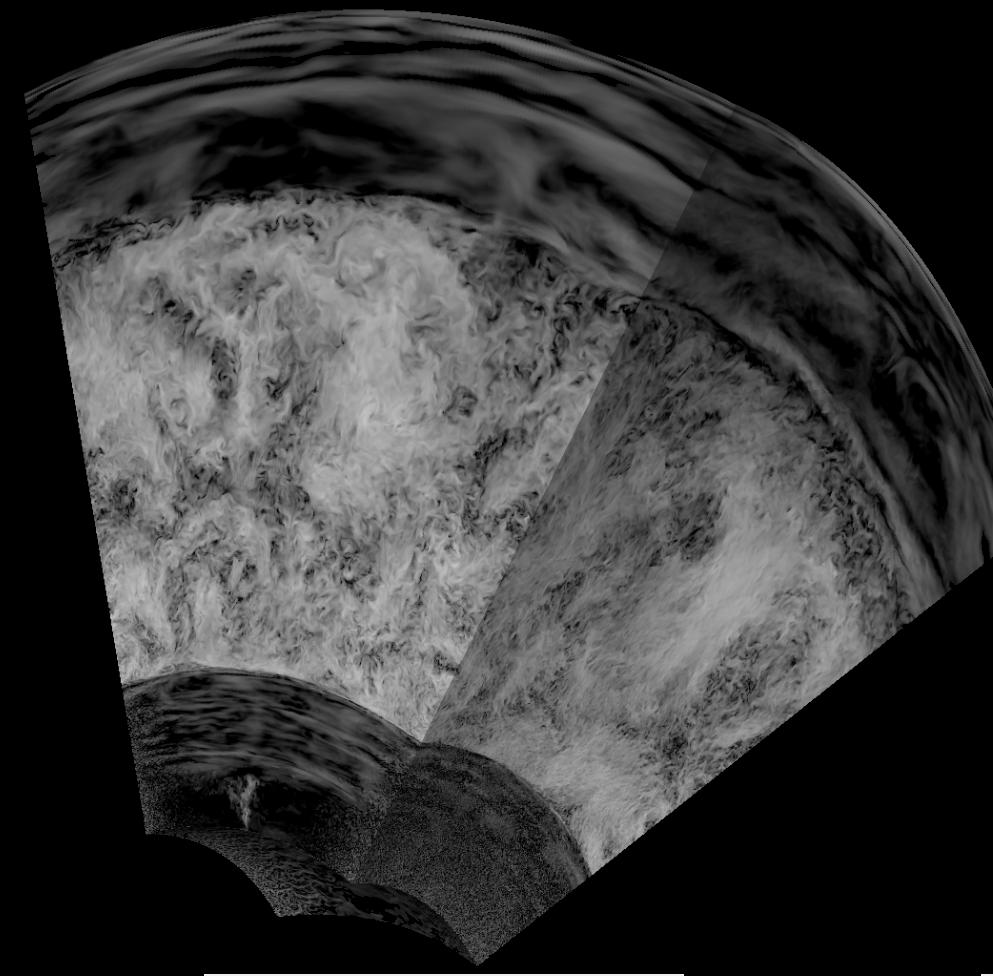 3D Hydrodynamic Simulations