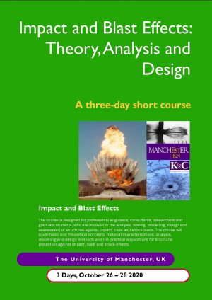 Impact and Blast Effects: Theory Analysis and Design